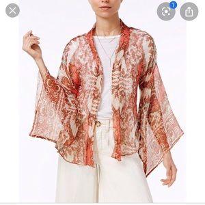 Free people fleur de lie kimono